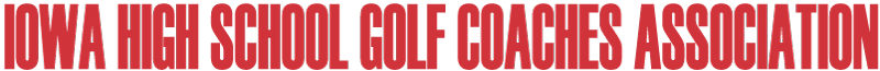 Iowa High School Golf Coaches Association